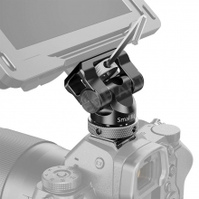 SmallRig BSE234 forgó- és dőlésmonitor-tartó szerelő papuccsal