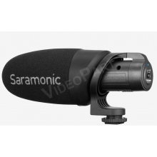 Saramonic CamMic+  Lightweight On-Camera Microphone