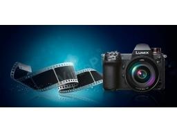 Panasonic DMW-SFU2 mozifilm szoftver DC-S1 fényképezőgéphez - 4:2:2 10bit, 96kHz/24bit hang, Cinema VariCam Look, 14+ fokozatú V-Log