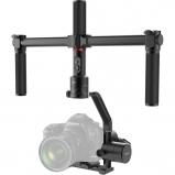 Moza Air kamera stabilizátor / gimbal 3,2 terhelésig, kétfoggantyús verzió
