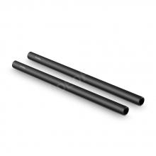 SmallRig 1053 - 2 db 15mm átmérőjű 30cm hosszú fekete alumínium Rod M12 belső menet