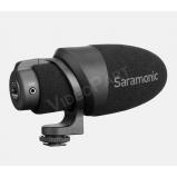 Saramonic Cammic, puskamikrofon DSLR, okostelefon, tablet és kiskamera készülékekhez