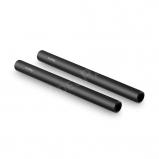 SmallRig 1051 2 db 15 mm fekete alumínium rudazat 20 cm