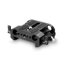 SmallRig 1642 alaplemez (Arri Style) kettős 15mm rudazathoz