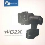 Feiyu-Tech WG-2X időjárásálló 3 tengelyes stabilizátor gimbal
