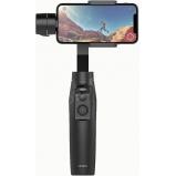 Moza Mini-MI - okostelefonhoz gimbal, stabilizátor, vezetéknélküli telefon töltéssel