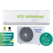 KIT-TZ12SKEW / CU-TZ12SKE inverteres klíma