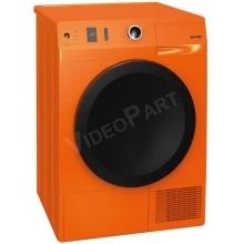Szabadonálló kondenzációs, hőszivattyús szárítógép - narancssárga