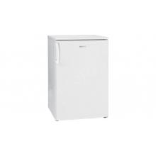 Szabadonálló egyajtós hűtőszekrény (82 literes) - fehér