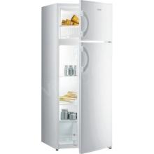 Felül fagyasztós hűtőszekrény, Fehér