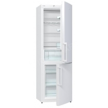 Kombinált hűtőszekrény;, 225l/96l, A+,  Fehér