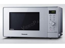 Panasonic NN-GD36HM inverteres mikrohullámú sütő grillezővel, Steam+ párolóedénnyel, 17 program
