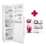 Alulfagyasztós kombinált hűtőszekrény  + Ajándék prémium epilátor: ES-ED92