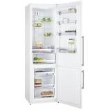 Alulfagyasztós kombinált hűtőszekrény (254/85 literes) - fehér