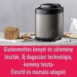 Panasonic SD-ZX2522 gluténmentes kenyérsütõ