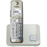 DECT telefon, nagy gomb / betû