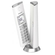 Panasonic KX-TGK210PDW Design DECT telefon fehér