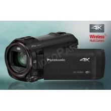 Panasonic HCVX980EP-K4K kamera, LEICA optika,