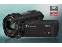 4K kamera, LEICA optika, 20x zoom, WiFi, HDR, videolámpa, mikrofon bemenet