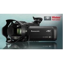 Panasonic HC-VXF990EP-K 4K Ultra HD kamera elektronikus képkeresővel