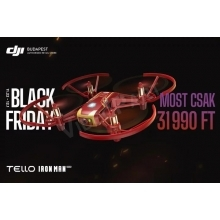 DJI-Tello IronMan Version