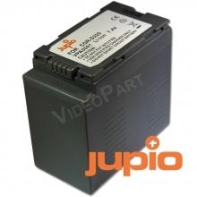 VW-VBG260 Jupio akku, Panasonic kamerához, 5400mAh