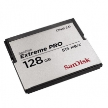 128GB Extreme Pro CFast 525MB/s