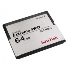 64GB Extreme Pro CFast 525MB/s