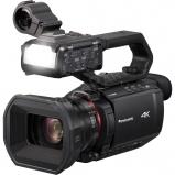 Panasonic AG-CX10E 4K 50p NDI HX képes kamera, HEVC, MOV, MP4, AVCHD, MXF, 4:2:2 10bit