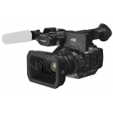 4K (UHD) / FHD - 50p/60p - 24mm nagylátószög - 20x zoom - 1