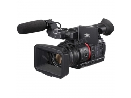 UHD 4K HDR kamera - 10bit, Live Stream, NDI HX