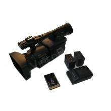 P2 memóriakártyás használt kamera