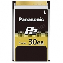 30GB P2 memória kártya