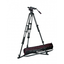 Nitrotech N8 video fej kit, 546GB tripod