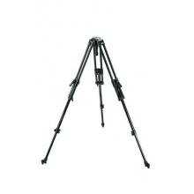 ProVideo Twin Leg kameraállványláb, 75mm félgömb, fekete, alumínium, 13 kg terhelésig