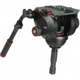 professzionális kameraállvány fej 13 kg terhelhetőséggel