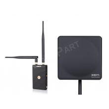 WHDI SDI/HDMI 1000 méteres (rálátással) vezetéknélküli kép/hang átviteli rendszer