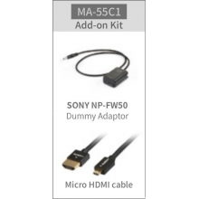 SWIT MA-55C1, kiegészítő szett SWIT CM-55C monitorhoz Sony fényképezőgép használata esetén