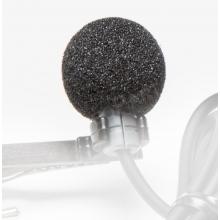 kitűző mikrofonhoz szélzajszűrő szivacs