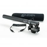 AZDEN  SGM-DSLR puska mikrofon miniJack csatlakozással