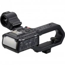 Panasonic VW-HU1 felső kamera fogantyú 2x XLR hang csatlakozó, beépített kamera lámpa