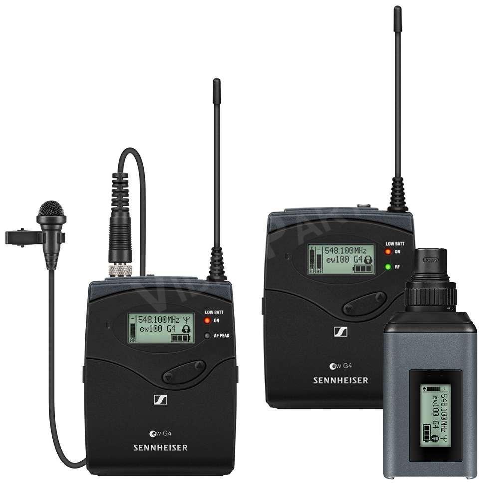 SENNHEISER SEN-EW100ENG-G4 vezetéknélküli ENG mikrofon szett - 100 ... b9d458abda