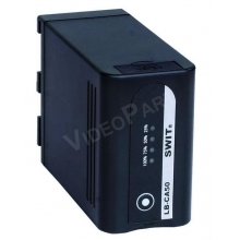 SWIT LB-CA50, Canon EOS-C300MK2 és Canon EOS C200 akkumulátor - 73Wh, 5,1Ah - USB kimenet