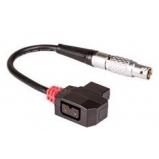D-tap > DC kábel Canon EOS C300MK2 és Canon C200 készülék és SWIT LB-CA50 akkumulátor közé