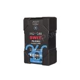 Swit PB-H260S V-lock nagy kapacitású, kettős feszültségű akkumulátor