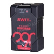 V-mount akkumulátor 290Wh, Sony / Red info, 16A kimenet