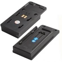 akkumulátor konzol Panasonic DV akkumulátorokhoz