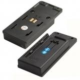 akkumulátor konzol Panasonic CGA/VBD DV akkumulátorokhoz
