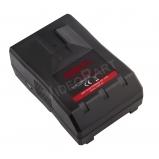 130Wh kamera akkumulátor, V-mount