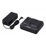 2 akkumulátoros töltő és kameratápegység